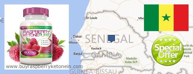 Hvor kan jeg købe Raspberry Ketone online Senegal