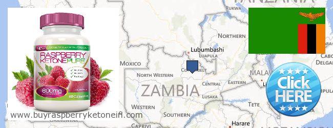 Hvor kan jeg købe Raspberry Ketone online Zambia