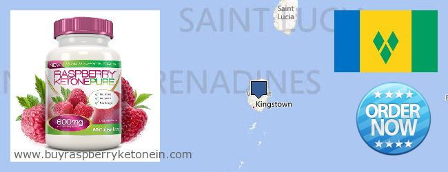 Dove acquistare Raspberry Ketone in linea Saint Vincent And The Grenadines