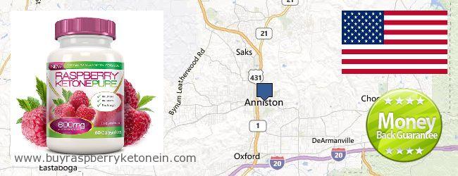 Where to Buy Raspberry Ketone online Anniston AL, United States