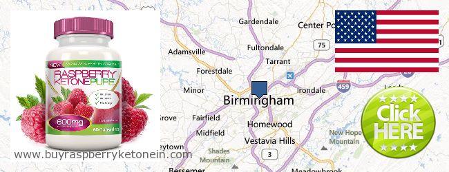 Where to Buy Raspberry Ketone online Birmingham AL, United States