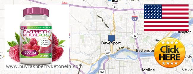 Where to Buy Raspberry Ketone online Davenport IA, United States