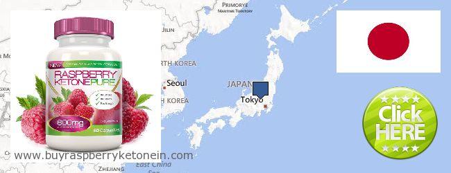 Where to Buy Raspberry Ketone online Japan