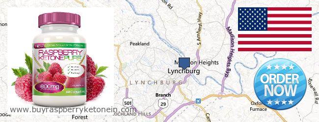 Where to Buy Raspberry Ketone online Lynchburg VA, United States