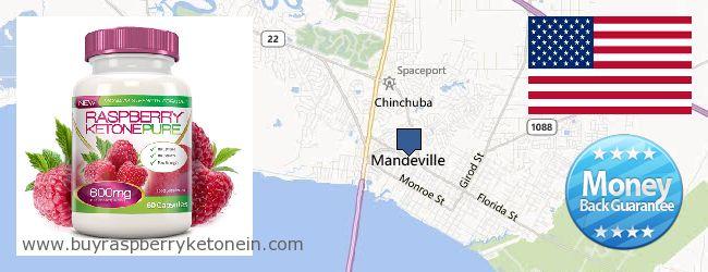 Where to Buy Raspberry Ketone online Mandeville (- Covington) LA, United States