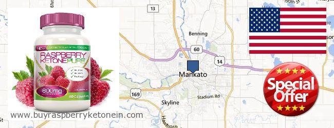 Where to Buy Raspberry Ketone online Mankato MN, United States