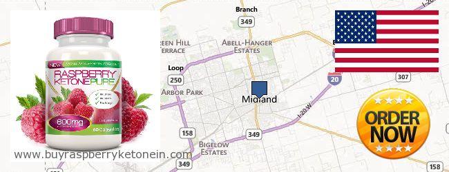 Where to Buy Raspberry Ketone online Midland TX, United States
