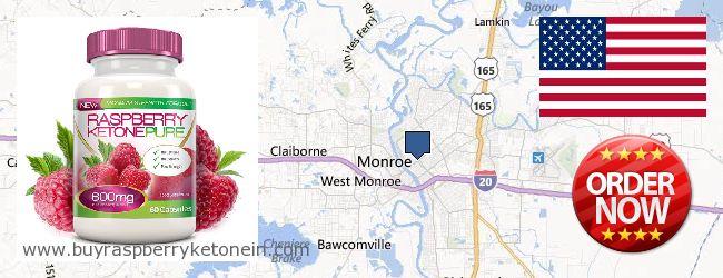 Where to Buy Raspberry Ketone online Monroe LA, United States