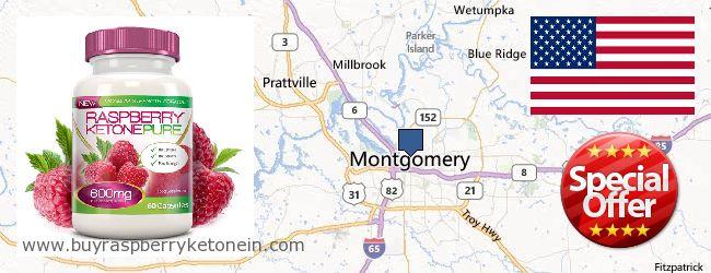 Where to Buy Raspberry Ketone online Montgomery AL, United States
