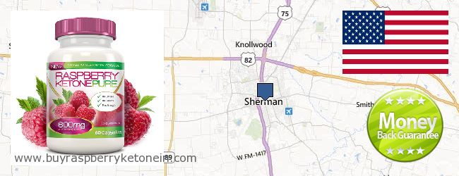Where to Buy Raspberry Ketone online Sherman TX, United States