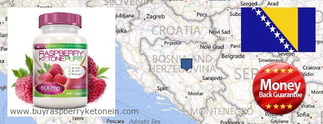 Onde Comprar Raspberry Ketone on-line Bosnia And Herzegovina