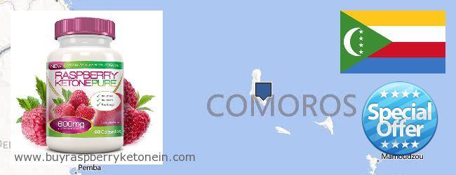 Onde Comprar Raspberry Ketone on-line Comoros