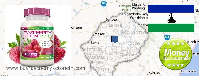 Onde Comprar Raspberry Ketone on-line Lesotho