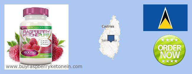 Onde Comprar Raspberry Ketone on-line Saint Lucia