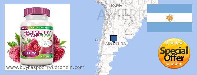 Unde să cumpărați Raspberry Ketone on-line Argentina