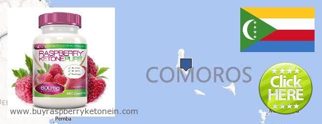 Unde să cumpărați Raspberry Ketone on-line Comoros