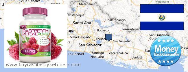 Unde să cumpărați Raspberry Ketone on-line El Salvador