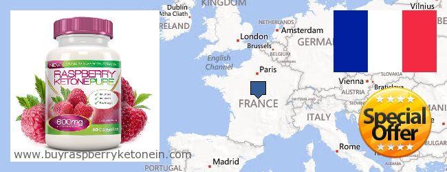 Unde să cumpărați Raspberry Ketone on-line France