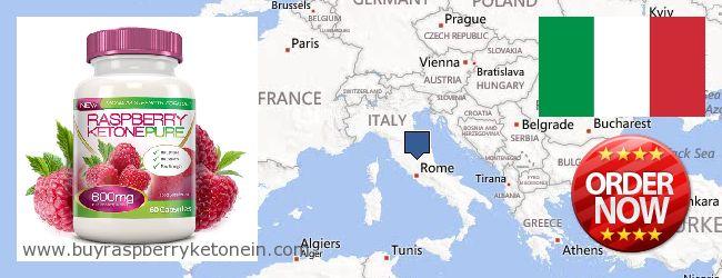 Unde să cumpărați Raspberry Ketone on-line Italy