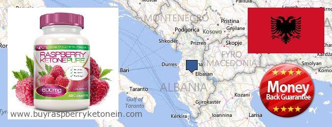 Kde kúpiť Raspberry Ketone on-line Albania