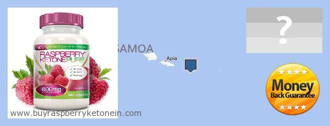 Kde kúpiť Raspberry Ketone on-line American Samoa