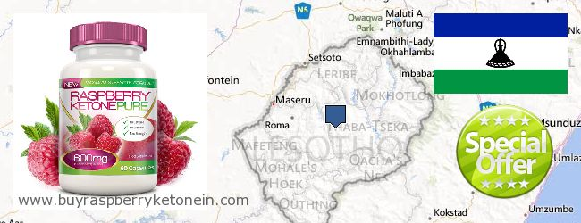 Kde kúpiť Raspberry Ketone on-line Lesotho