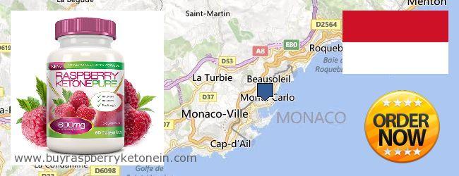 Kde kúpiť Raspberry Ketone on-line Monaco