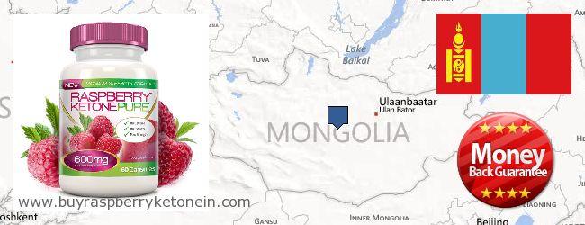 Kde kúpiť Raspberry Ketone on-line Mongolia