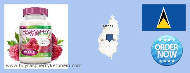 Kde kúpiť Raspberry Ketone on-line Saint Lucia