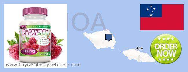 Kde kúpiť Raspberry Ketone on-line Samoa