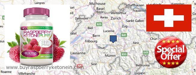 Kde kúpiť Raspberry Ketone on-line Switzerland