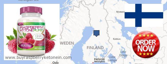 Wo kaufen Raspberry Ketone online Finland