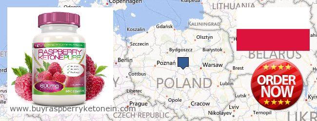 Wo kaufen Raspberry Ketone online Poland