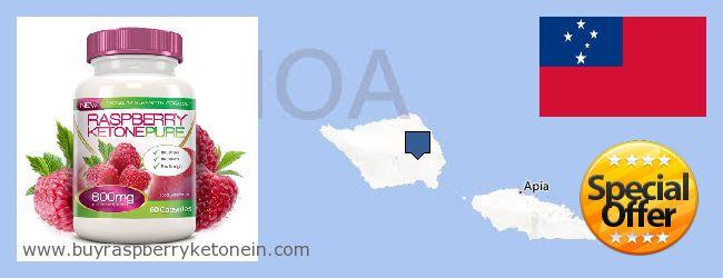 Wo kaufen Raspberry Ketone online Samoa