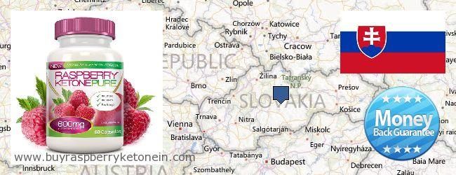 Wo kaufen Raspberry Ketone online Slovakia