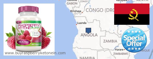 Hol lehet megvásárolni Raspberry Ketone online Angola