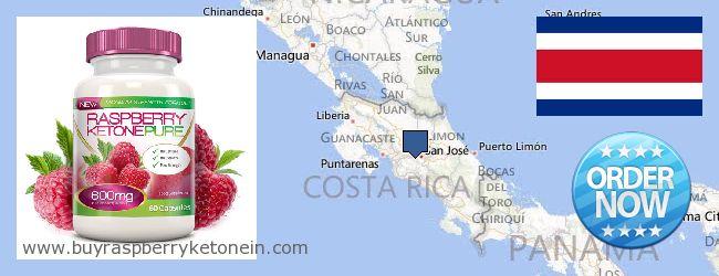 Hol lehet megvásárolni Raspberry Ketone online Costa Rica