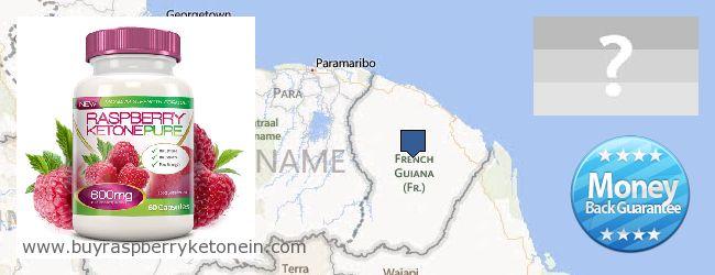 Hol lehet megvásárolni Raspberry Ketone online French Guiana