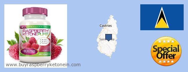 Hol lehet megvásárolni Raspberry Ketone online Saint Lucia