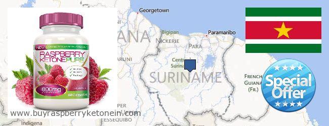 Hol lehet megvásárolni Raspberry Ketone online Suriname