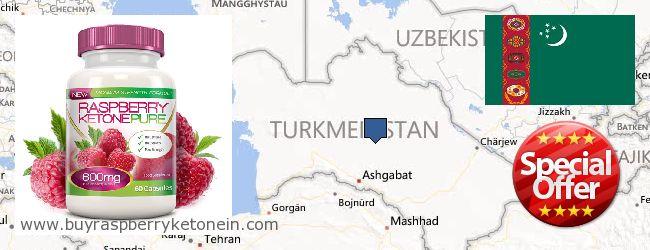 Hol lehet megvásárolni Raspberry Ketone online Turkmenistan