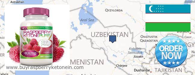 Hol lehet megvásárolni Raspberry Ketone online Uzbekistan