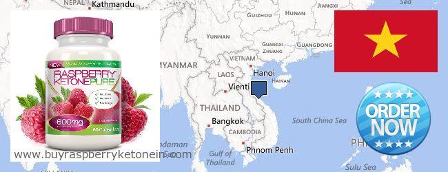 Hol lehet megvásárolni Raspberry Ketone online Vietnam