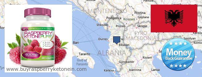 Nereden Alınır Raspberry Ketone çevrimiçi Albania