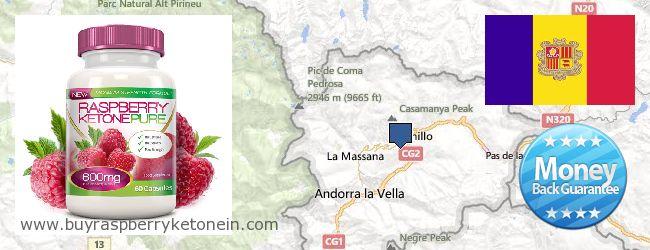 Nereden Alınır Raspberry Ketone çevrimiçi Andorra