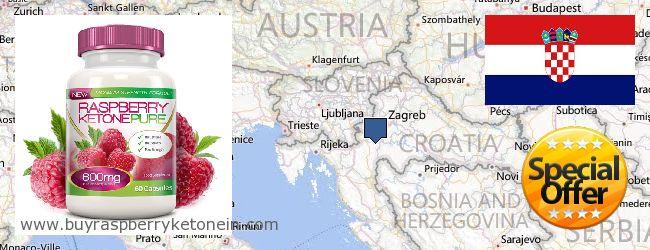 Nereden Alınır Raspberry Ketone çevrimiçi Croatia