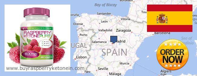 Nereden Alınır Raspberry Ketone çevrimiçi Spain