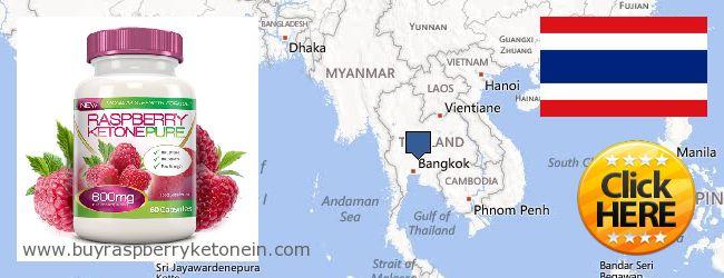 Nereden Alınır Raspberry Ketone çevrimiçi Thailand